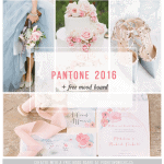 2016 Pantone Colour + Free Mood Board