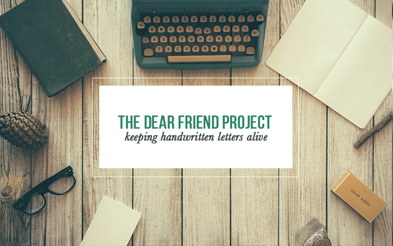 dearfriendproject